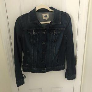 Old navy jean jacket M